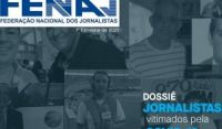 Brasil é o país com o maior número de jornalistas mortos por coronavírus, aponta Fenaj