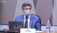 Na CPI, Teich diz que pediu demissão por discordância sobre a cloroquina