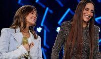 Ivete sobre amizade com Claudia Leitte: 'Diziam que a gente não se gostava'