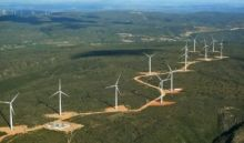 Bahia liderou a geração de energia eólica em julho